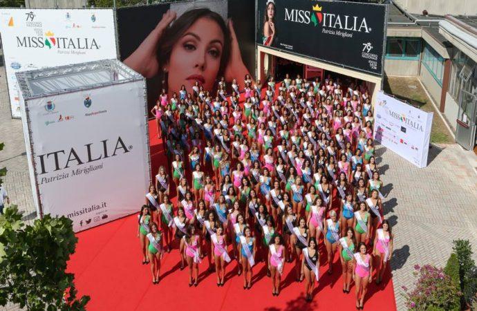 TRA LE BELLISSIME DI MISS ITALIA SPICCA CHIARA BORDI