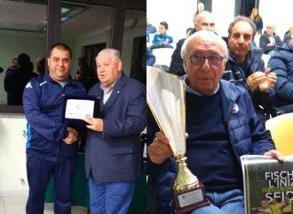 CORNETO TARQUINIA  E TARQUINIA CALCIO PREMIATE DALLA FIGC