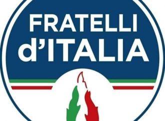 "FRATELLI D'ITALIA LE ""SUONA"" AL SINDACO NEO LEGHISTA"