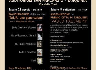 """""""ITALIA, UNA GENERAZIONE"""", SABATO 22 AGOSTO LA MOSTRA CURATA DA FLAMINIO GUALDONI"""