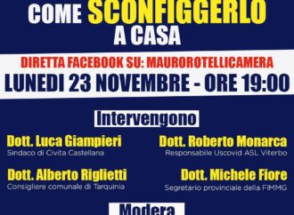 Covid, anche Riglietti alla conferenza su Facebook di Fratelli d'Italia