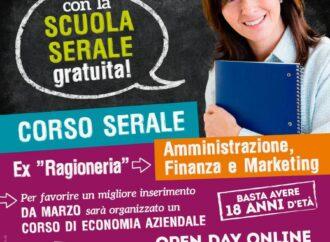 Diploma, c'è il corso serale gratuito per adulti al Cardarelli