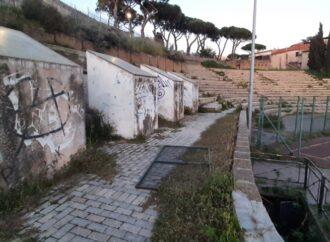 """La brutta fine del """"Bucone"""", tra incuria, vandalismi e pessima politica"""