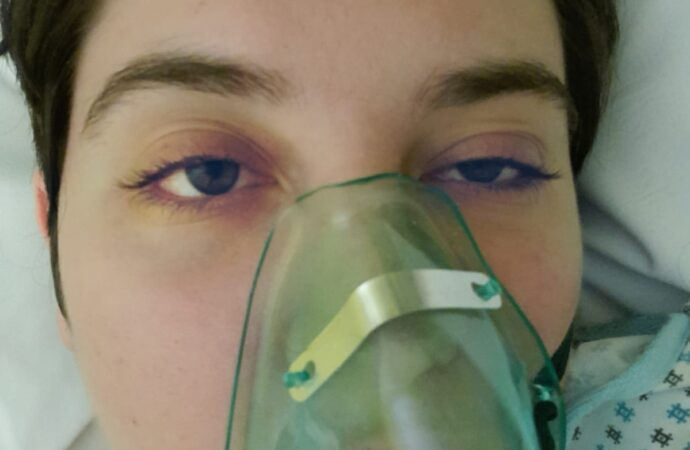 Il grido di dolore e di rabbia della tarquiniese Silvia, malata gravissima. E' italiana, nessuno l'aiuta !