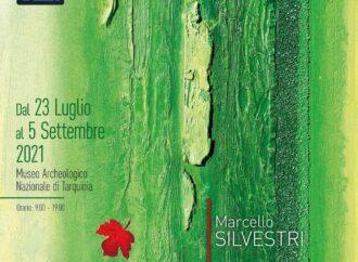 """""""Il dono della Natura"""", la mostra di Marcello Silvestri a palazzo Vitelleschi"""