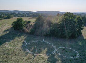 Un messaggio di pace alla Roccaccia