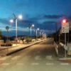 Centro storico e lungomare sbarrati, anche di notte…